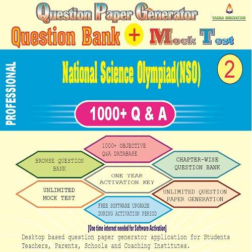 NSO (Class-2) Question Bank + Mock Test + Question Paper Generator