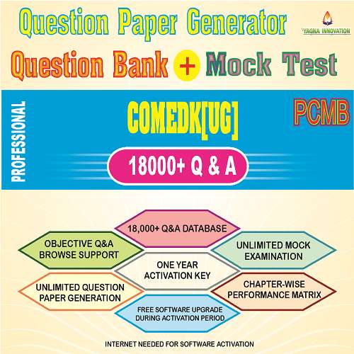 COMEDK QUESTION BANK
