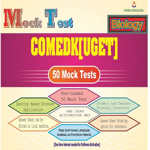 COMEDK Biology Mock Test