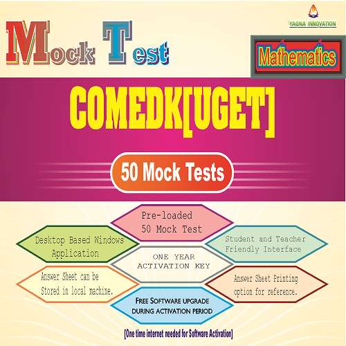 COMEDK Mathematics Mock Test