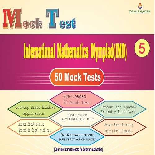 IMO Mock Test Class 5