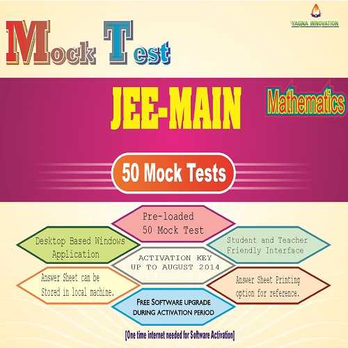 JEE[MAIN] Mathematics Mock Test