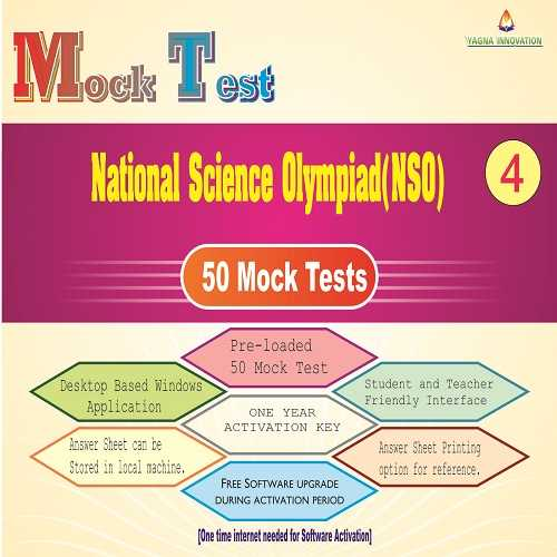 NSO Mock Test Class 4