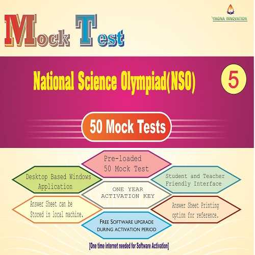 NSO Mock Test Class 5