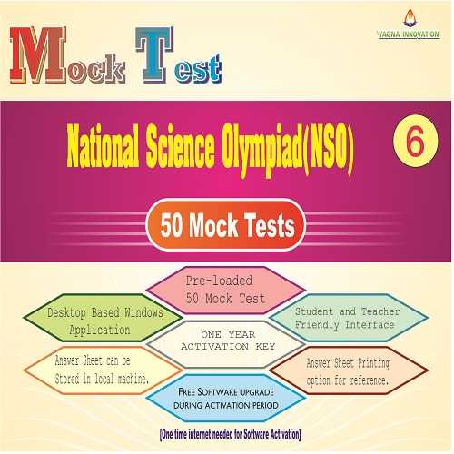 NSO Mock Test Class 6